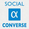 Social Converse show