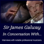 Sir James Galway in Conversation With... show