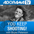 You Keep Shooting with Bryan Peterson show