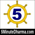 5 Minute Dharma Podcast show