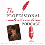 The Professional Content Creation Podcast: Content Creation | Blogging | Content Marketing  show