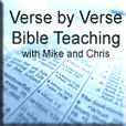 Verse By Verse bible Teaching Podcast with Chris White show