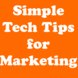 Simple Tech Tips For Marketing with Just Ask Kim show