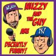 Decently Funny with Nuzzy and The Guy show
