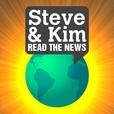 Steve & Kim Read the News show