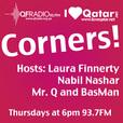 Corners by QFRadio featuring iLoveQatar.net show