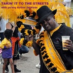 New Orleans Second Lines & Mardi Gras Indians show
