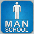 Man School with Caleb Bacon show