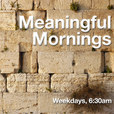 Meaningful Mornings – Maayon Yisroel show