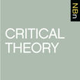 New Books in Critical Theory show