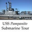 USS Pampanito Submarine Audio Tour show