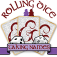 Rolling Dice & Taking Names show