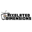 Pixelated Dimensions Podcast show