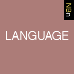 New Books in Language show