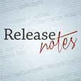 Release Notes show