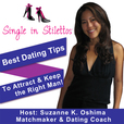 Dating Advice & Dating Tips for Women Over 40 | Single in Stilettos Podcast show