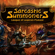 Sarcastic Summoners: A League of Legends Podcast show
