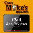 iPad App Reviews (Video) by CrazyMikesapps.com show
