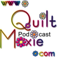 QuiltMoxie the Podcast meets Craftsy by Ariana ...knitting quilting sewing show
