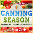 Canning Season Podcast: Canning | Food Preservation | Lifestyle | Community show