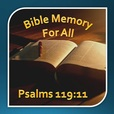 Bible Memory for All show