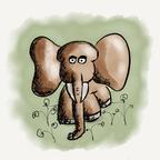 Diário de um elefante show