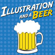 Illustration and a Beer show