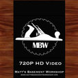 Matt's Basement Workshop HD Video Feed show