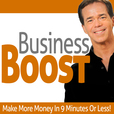 The Business Boost   Daily Business Motivation For Entrepreneurs, Business Owners, Sales, Marketing, And Online Business Building show