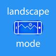 landscape mode show