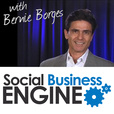 Modern Marketing Engine podcast hosted by Bernie Borges show