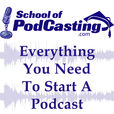 """School of Podcasting - Learn """"How To Podcast""""  with Podcast Coach Dave Jackson show"""