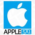 Apple 5x1 show