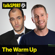 The Warm Up with Johnny Vaughan show