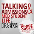 Talking Admissions and Med Student Life show