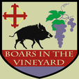 Boars in the Vineyard show