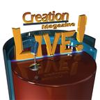 Creation Magazine Live Audio show