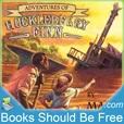 The Adventures of Huckleberry Finn by Mark Twain show