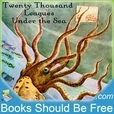 Twenty Thousand Leagues Under the Sea by Jules Verne show