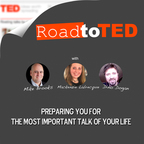 Road To TED | Public Speaking / TED Talks / TEDx / Toastmasters / Business Speaking / Mike Brooks And Dino Dogan  show