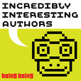 Incredibly Interesting Authors show