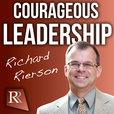 The Courageous Leadership Podcast show