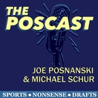 The Poscast with Joe Posnanski and Michael Schur show