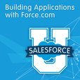 Building Applications with Force.com show