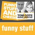 Funny Stuff & Cheese show