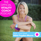 The Mojo Maker Podcast with Nikki Fogden-Moore: For Leaders In Life | Healthy Wealthy and Wise show