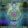 Goddess Alchemy and Divine Magic with Charlotte Szivak show