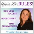 Your Biz Rules (TM) Podcast with Leslie Hassler (business building, time management, small business success, women entrepreneurs) show