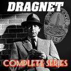 Dragnet - Old Time Radio show