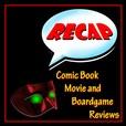 Recap - Comic Books show
